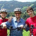 Fahrradtour mit unseren neuen E-Bikes